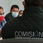Pobladores de San Mateo Ixtacalco acuden a Derechos Humanos tras conflicto territorial entre Izcalli y Cuautitlán