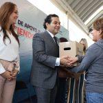 DIF Huixquilucan apoya con alimentos a vecinos afectados por pandemia