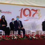 De la mano de Ariel Juárez, celebra Cuautitlán su 197 aniversario