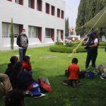 Gobierno de Cuautitlán imparte taller de cultivo de huertos familiares