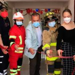 Bomberos de Cuautitlán reciben nuevas instalaciones por parte del Gobierno Municipal