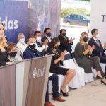 Adultos mayores de Huixquilucan reciben apoyos por parte del DIF Municipal