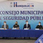 Reciben reconocimiento policías y cuerpos de emergencia de Huixquilucan