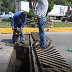 Se mantiene en Cuautitlán programa de mantenimiento a drenaje y cárcamos