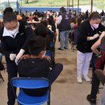 Alcanza Huixquilucan los 187 mil vacunados contra Covid-19