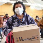 Afectados por pandemia en Huixquilucan han recibido más de 66 mil apoyos en despensa