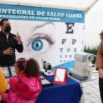 Se implementa jornada de salud visual en Huixquilucan para apoyar a estudiantes