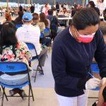 Huixquilucan logra vacunar al 100% de personas mayores de 18 años
