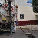Implementan jornada de desazolve en la FES Campo 4 y Hospital Vicente Villada en Cuautitlán