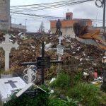 Panteones de Cuautitlán reciben trabajos de limpieza